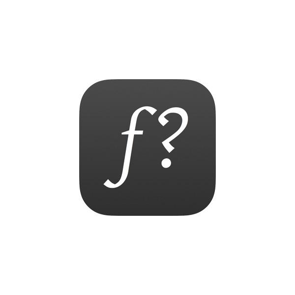 WhatFont logo