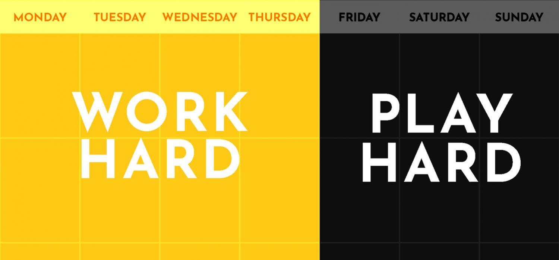 Word Hard, Play Hard